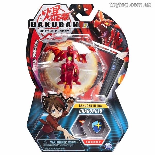 Бакуган Ультра Драконоид -Bakugan Ultra, Dragonoid