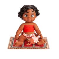 Кукла Моана малышка Disney Animators' Collection Moana Doll – Origins Series