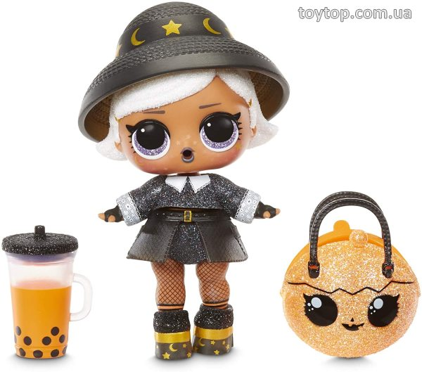 Кукла лол L.O.L. Surprise! Spooky Sparkle Limited Edition Witchay Babay