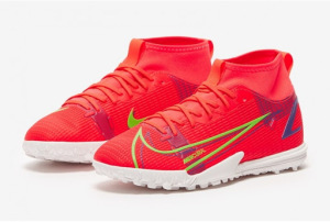 NIKE JR SUPERFLY 8 ACADEMY TF CV0789-600