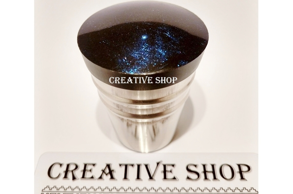 Stamper Creative shop+scraper (black blue)
