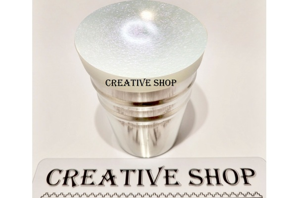 Stamper Creative shop+scraper (white purple)