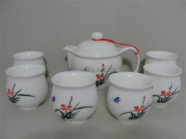 """Tea set """"Butterfly"""" 