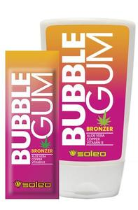 Soleo Basic Bubble Gum Bronzer - Бронзатор c витамином В и Aloe Vera, 100 мл
