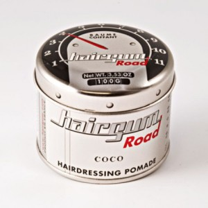 Hairgum Road Coco - Помада для стайлинга с ароматом кокоса, 100 гр