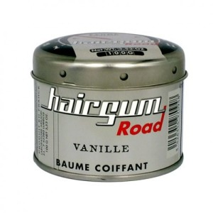 Hairgum Road Vanille - Помада для стайлинга с ароматом ванили, 100 гр
