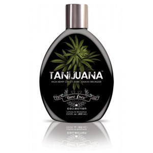 TAN Inc TAN ASZ U TANIJUANA HIGH HEMP CRAZY DARK 100xxx BRONZER 400мл