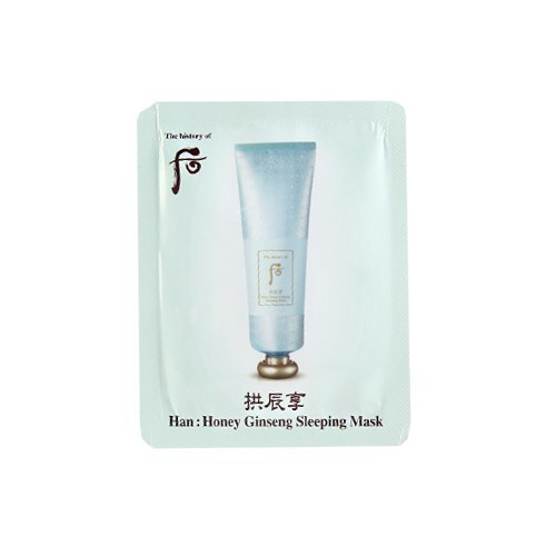 The History Of Whoo Han Honey Ginseng Sleeping Mask