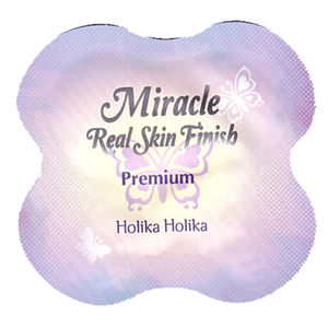 Holika Miracle Real Skin Finish-Premium