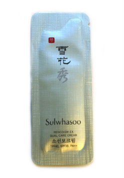 Sulwhasoo Renodigm Dual care cream SPF30/PA++