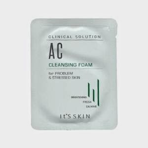 It's skin Clnical Solution AC Cleansing Foam