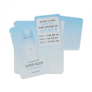 Missha Super Aqua Peeling Gel 3ml
