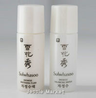 Sulwhasoo Snowise Whitening Fluid 5 ml