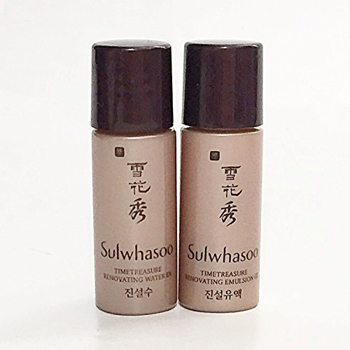 Sulwhasoo Timetreasure Perfecting Emulsion 5 ml