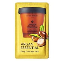 Nature Argan essential deep care hair pack