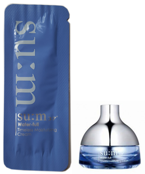 Увлажняющий крем Su:m37 Water-Full Timeless Moisturizing Cream
