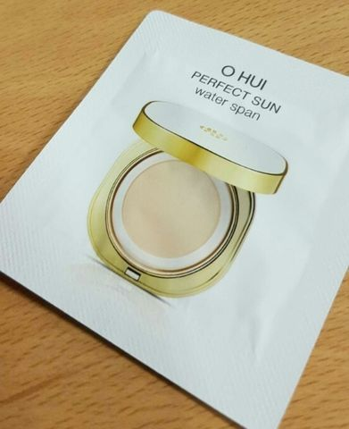 OHUI Perfect Sun Water Span SPF50+/PA+++
