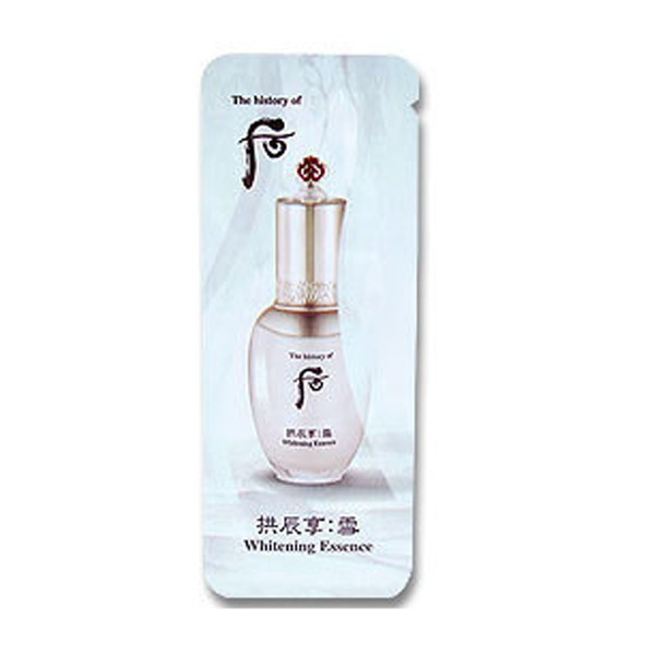 The History of Whoo Whitening Essence