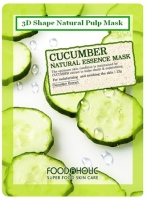 Food A Holic 3D Shape Natural Essence Mask Cucumber