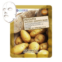 Food A Holic 3D Shape Natural Essence Mask Potato