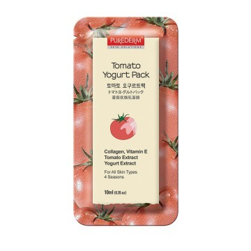 Purederm Tomato Yogurt Pack (Томат)
