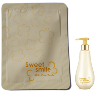 SU:M37 Sweet Smile Mild All-in-one Wash, 4ml