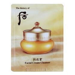 The History of Whoo Facial Cream Cleanser