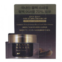 Holika Prime Youth Black Snail Repair Cream