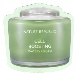 NATURE REPUBLIC Cell Boosting Watery Cream