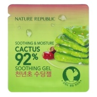 Nature Republic Soothing and Moisture Cactus 92% Soothing Gel