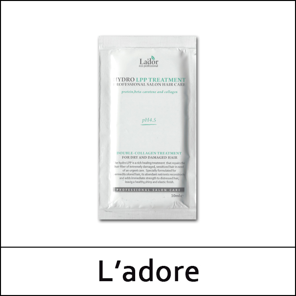 La'dor Hydro LPP Treatment Professional Salon Hair Care 10ml