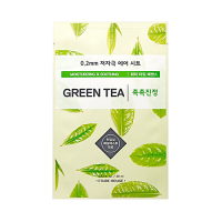Etude House 0.2 Therapy Air Mask Green Tea Moisturizing and Soothing