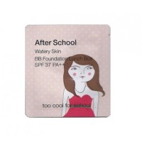 Too Cool For School After School BB Foundation Lunch Box   #2 Moist Skin