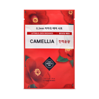 Etude House 0.2 Therapy Air Mask Camellia Lifting and Skin Radiance