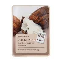 Tony Moly Pureness 100 Shea Butter Mask Sheet (Масло ши)