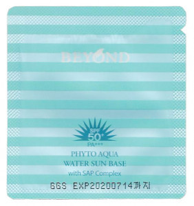 BEYOND Phyto Aqua Water Sun base SPF50+ PA+++