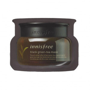 Innisfree Black Green-Tea Mask 4ml