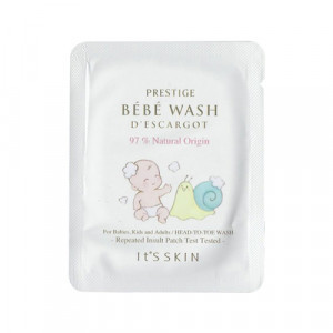 It's Skin Prestige Bebe Wash D'escargot 4ml