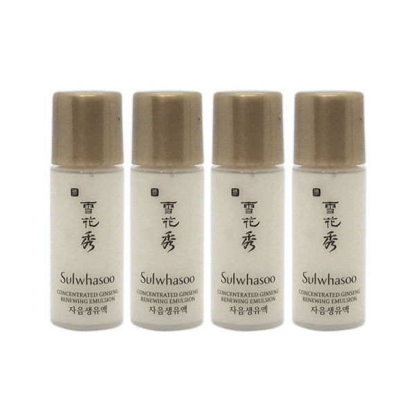 Sulwhasoo Concentrated Ginseng Renewing Emulsion 5 ml
