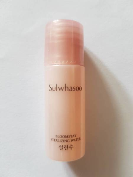 Sulwhasoo Bloomstay Vitalizing Water 5 ml