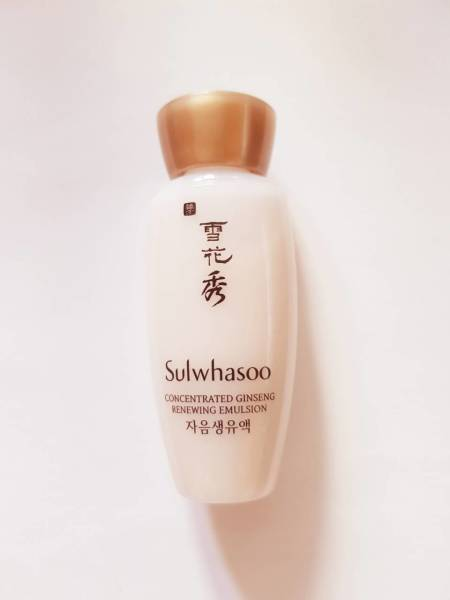 Sulwhasoo Concentrated Ginseng Renewing Emulsion 15 ml