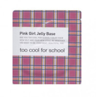Too Cool For School Pink Girl Jelly Base