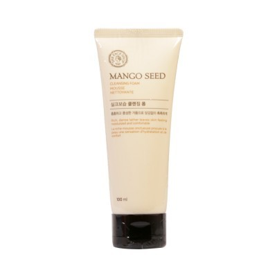 The Face Shop Mango Seed Cleansing Foam 100ml