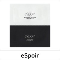 eSpoir Water Splash Sun Cream SPF0+,PA+++ / Pro Intense Cleansing Oil