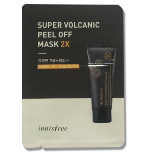 Innisfree Super Volcanic Peel Off Mask 2X 4ml