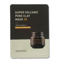 Innisfree Super Volcanic Pore Clay Mask 2X 4ml