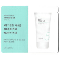Missha Safe Block Airy Tone Up Sun SPF50+ PA++++