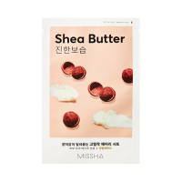 Missha Airy Fit Sheet Mask Shea Butter