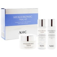 A.H.C Hyaluronic Trial Kit (3 items)