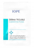 IOPE Derma Trouble Cleansing Foam 4ml